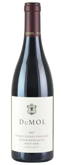 2017 DuMol Pinot Noir Estate