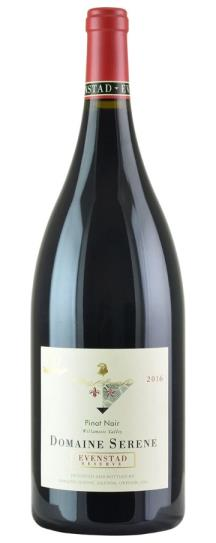 2016 Domaine Serene Pinot Noir Evenstad Reserve