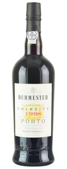 1998 J W Burmester Colheita Port