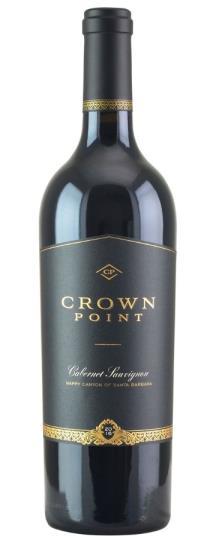 2016 Crown Point Happy Canyon Cabernet Sauvignon