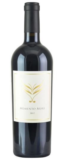 2017 Memento Mori Cabernet Sauvignon Napa