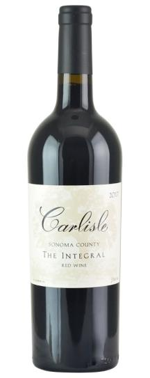 2017 Carlisle Winery The Integral Red Wine