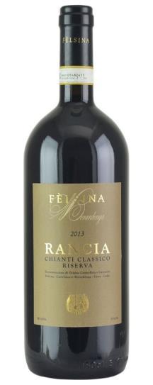 2013 Fattoria di Felsina Chianti Classico Berardenga Rancia Riserva
