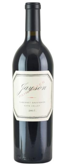 2017 Pahlmeyer Winery Jayson Cabernet Sauvigon