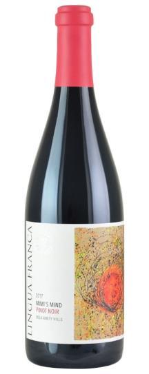 2017 Lingua Franca Mimi's Mind Pinot Noir