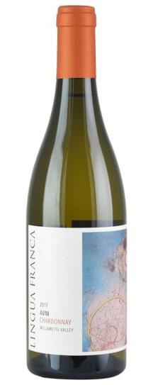 2017 Lingua Franca Avni Chardonnay