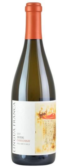 2017 Lingua Franca Sisters Chardonnay