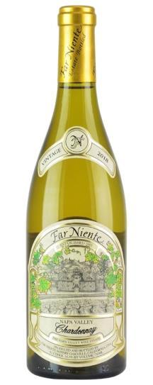 2018 Far Niente Chardonnay