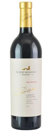 2016 Robert Mondavi Winery Cabernet Sauvignon To Kalon Reserve