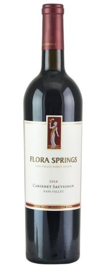 2016 Flora Springs Cabernet Sauvignon