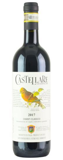 2017 Castellare di Castellina Chianti Classico