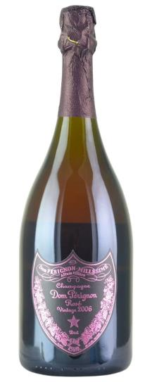 2006 Moet Chandon Dom Perignon Rose