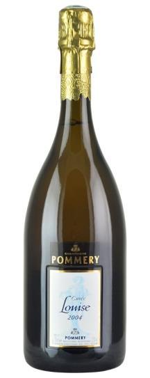 2004 Pommery Cuvee Louise