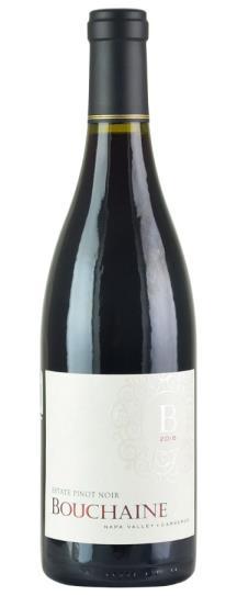 2016 Bouchaine Pinot Noir