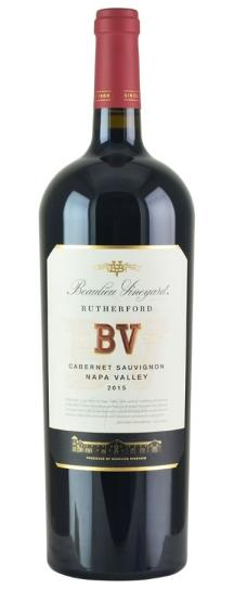 2015 Beaulieu Vineyard Cabernet Sauvignon Rutherford