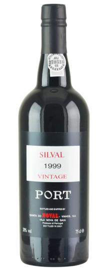1999 Quinta do Noval Vintage Quinta do Silval