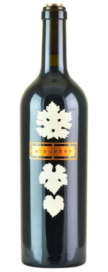 2015 St Supery Vineyards Cabernet Sauvignon Rutherford Limited Edition