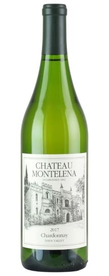 2017 Chateau Montelena Chardonnay