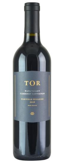 2016 Tor Kenward Family Vineyards Oakville Hillside Cabernet Sauvignon