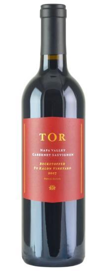 2017 Tor Kenward Family Vineyards Cabernet Sauvignon Beckstoffer to Kalon