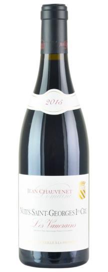 2015 Domaine Jean Chauvenet Les Vaucrains Pinot Noir
