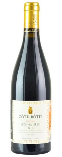 2016 Yves Cuilleron Cote Rotie Bonnivieres