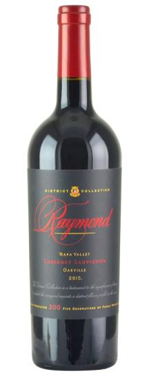 2015 Raymond Oakville Cabernet Sauvignon