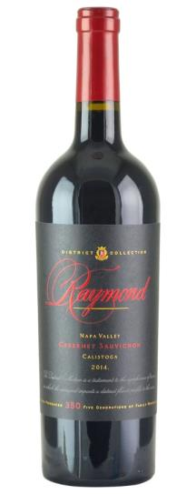 2014 Raymond Calistoga District Collection Cabernet Sauvignon