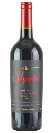 2015 Raymond Yountville District Collection Cabernet Sauvignon