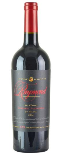 2014 Raymond St Helena District Collection Cabernet Sauvignon