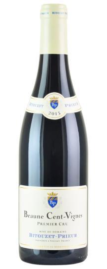 2015 Domaine Bitouzet Prieur Beaune Cent Vignes