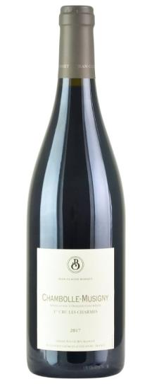 2017 Jean-Claude Boisset Chambolle Musigny, les Charmes