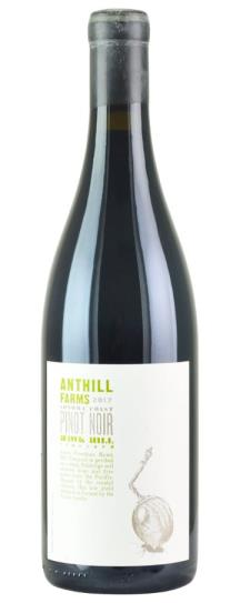 2017 Anthill Farms Hawk Hill Pinot Noir