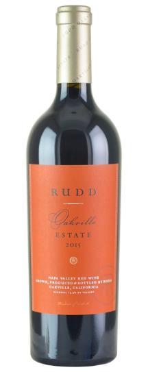 2015 Rudd Vineyards & Winery Oakville Estate Proprietary Red Wine