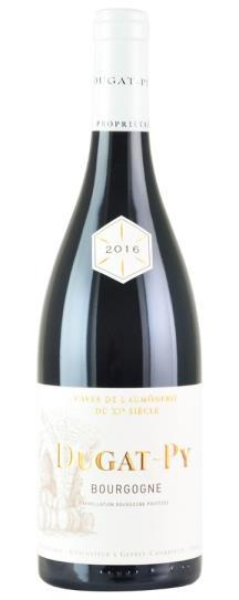 2016 Domaine Dugat-Py Bourgogne Rouge
