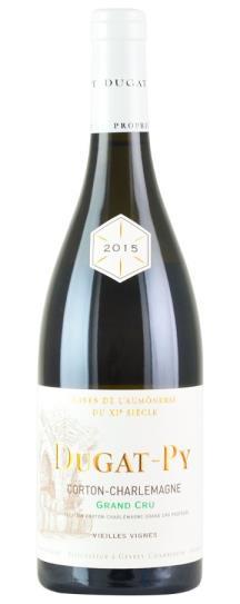 2015 Domaine Dugat-Py Corton Charlemagne Grand Cru Blanc