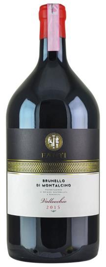 2015 Fanti Brunello di Montalcino Vallocchio