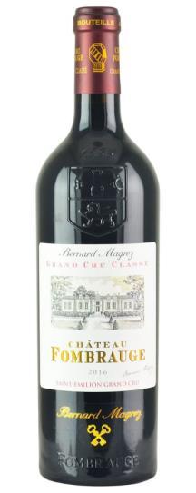 2016 Fombrauge Bordeaux Blend