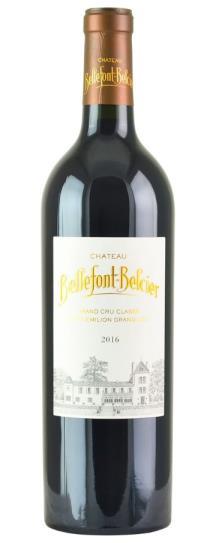 2018 Bellefont Belcier Bordeaux Blend