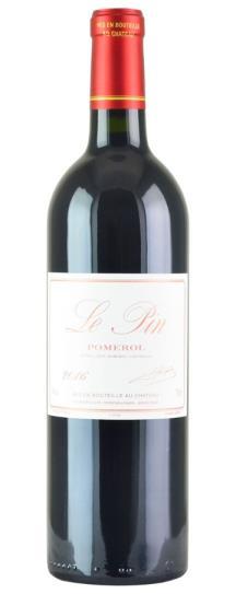 2016 Chateau Le Pin 1-Bottle OWC