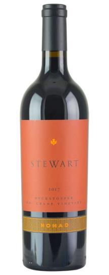 2017 Stewart Nomad Dr. Crane Vineyard Cabernet Sauvignon