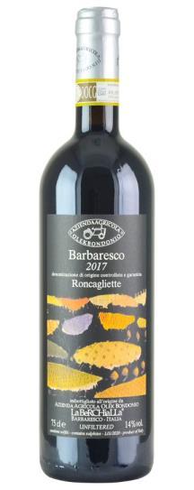 2017 Olek Bondonio Barbaresco Roncagliette