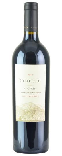 2016 Cliff Lede Cabernet Sauvignon  Stag's Leap District