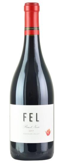 2017 Fel Pinot Noir Anderson Valley