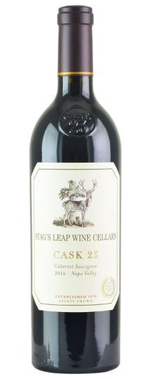 2016 Stag's Leap Wine Cellars Cabernet Sauvignon Cask 23