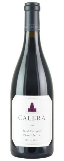 2016 Calera Pinot Noir Reed Vineyard