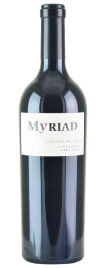2013 Myriad Cabernet Sauvignon Beckstoffer Georges III