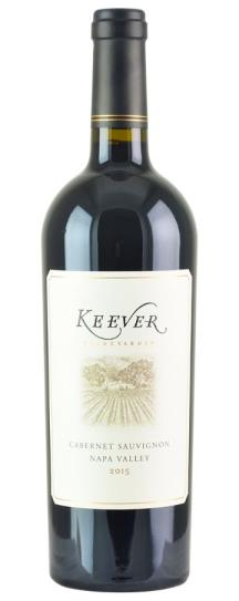 2015 Keever Vineyards Cabernet Sauvignon