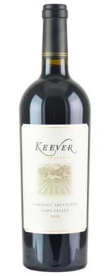 2015 Keever Vineyards Cabernet Sauvignon