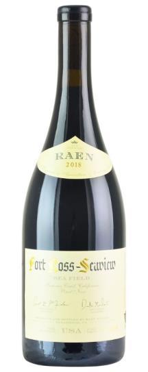 2018 Raen Fort Ross-Seaview Sea Field Vineyard Pinot Noir